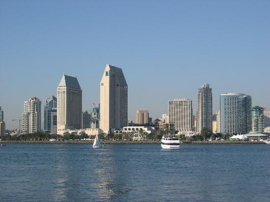 San Diego, Californië: Seaport Village