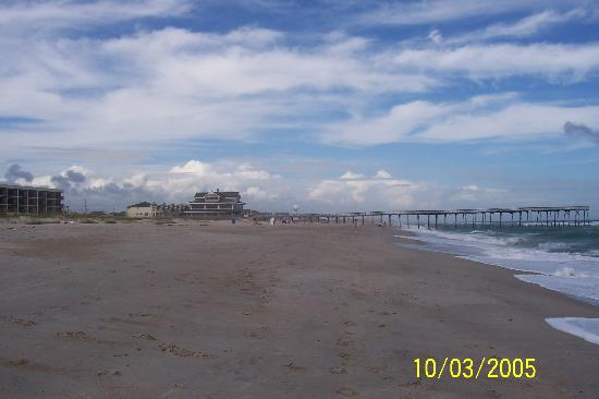Wrightsville Beach, NC: Oceanic and the pier