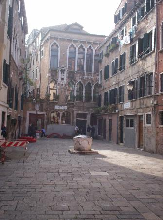 Square in Cannaregio