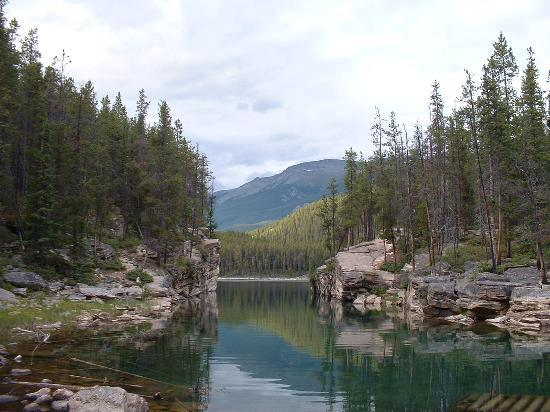 Jasper National Park, Canada: Horseshoe Lake