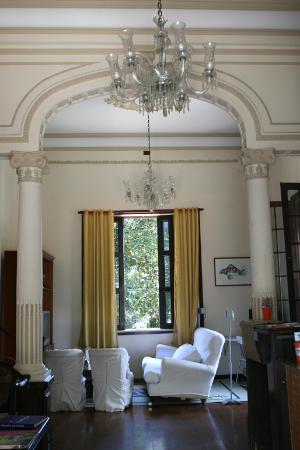 Trip Hostel : lounge
