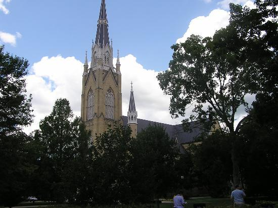 South Bend, IN : University of Notre Dame