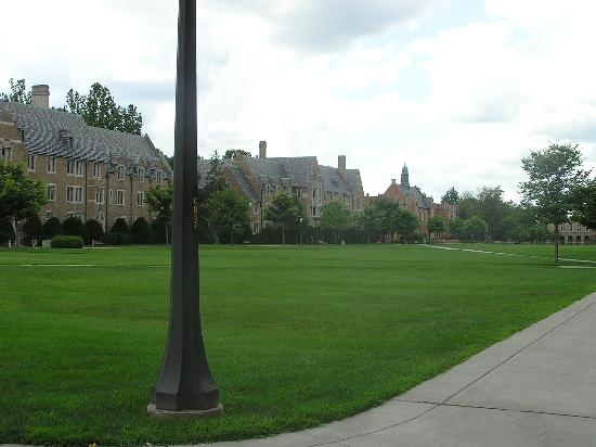 University of Notre Dame 사진
