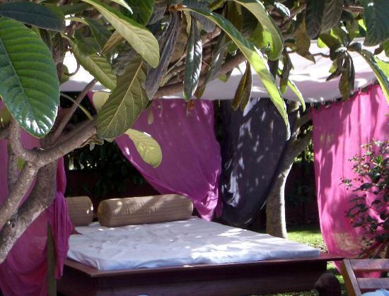 El Bulli Hotel - Hacienda Benazuza: fraîcheur de l'ombre
