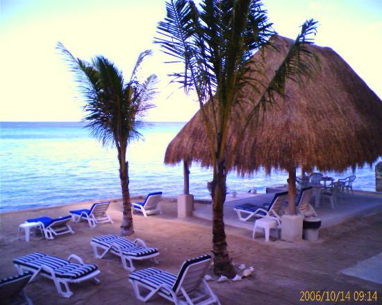 Villa Aldora: View from Krystal Room 2