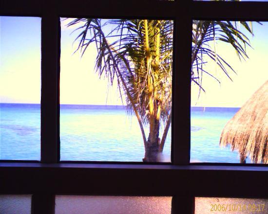 Villa Aldora : View from Krystak Room Shower
