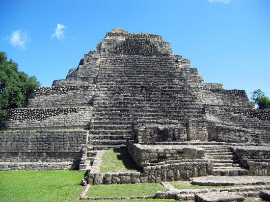 Chacchoben Mayan Ruins in Mexico