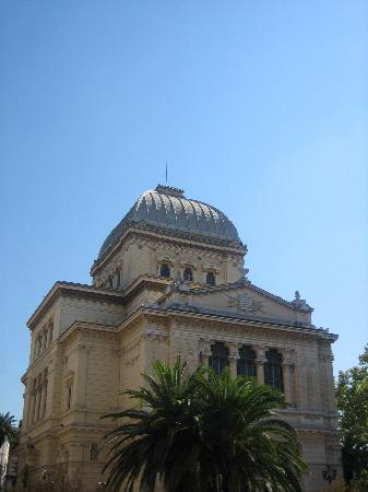 Museo Ebraico di Roma: The Synagogue