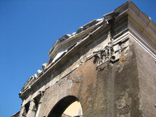 Jewish Ghetto Rome Hotels