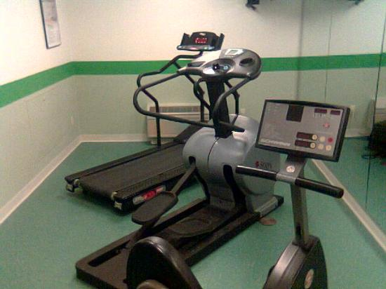 Extended Stay America - Orlando - Convention Center - Universal Blvd: Exercise room