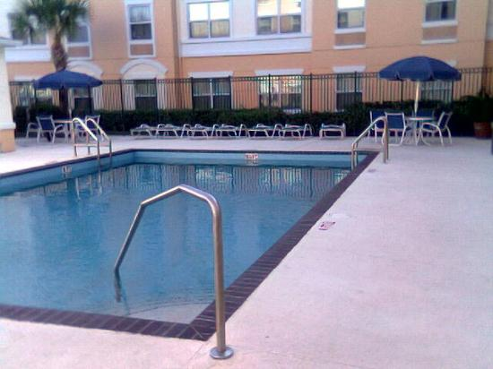 Extended Stay America - Orlando - Convention Center - Universal Blvd: Pool - no frills but well-maintained