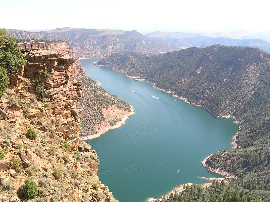 ‪Flaming Gorge National Recreation Area‬