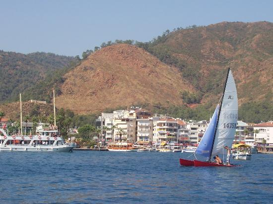The bay of Marmaris