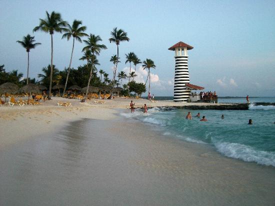 Iberostar Hacienda Dominicus : playa hacienda