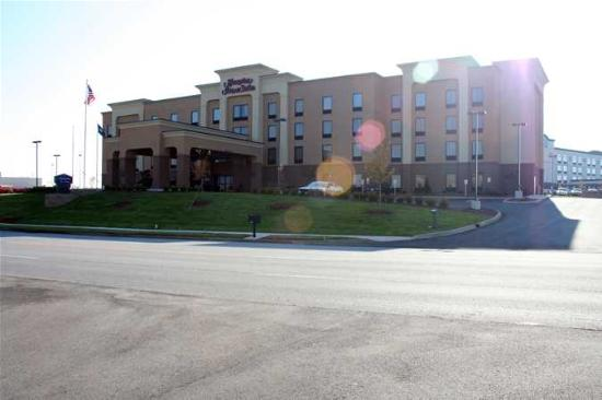 Hampton Inn & Suites Louisville East Aufnahme