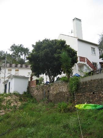 Casa Wladival vom See aus