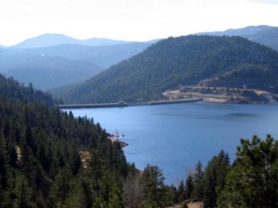 Colorado: dam