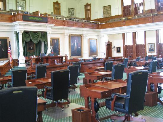 Texas State Capitol: Inside the Texas state congress