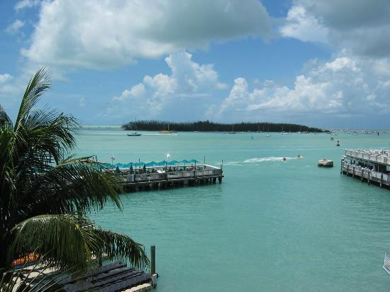 Ки-Уэст, Флорида: The beautiful beach at Key West