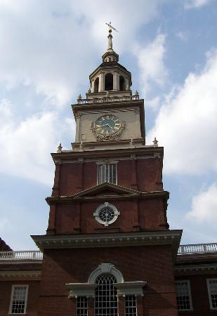 Liberty Bell Center : Independence Hall