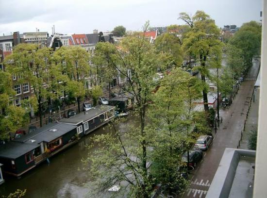 Bed & Breakfast Op de Gracht: View from Bedroom