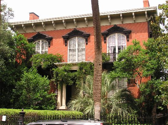 John Mercer House Savannah Picture Of Savannah Georgia Coast