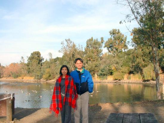 Los Gatos, Californie : vasona park