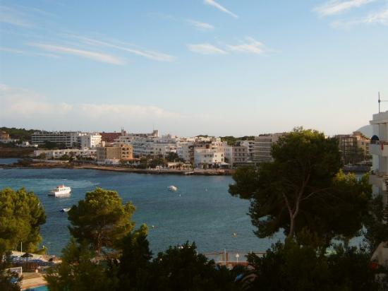 Intertur Hotel Miami Ibiza: View from our balcony