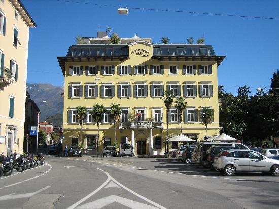 Grand Hotel Riva: Grand Hotel, Riva Del Garda