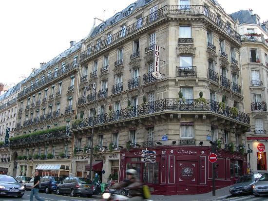 bathroom picture of hotel saint jacques paris tripadvisor. Black Bedroom Furniture Sets. Home Design Ideas