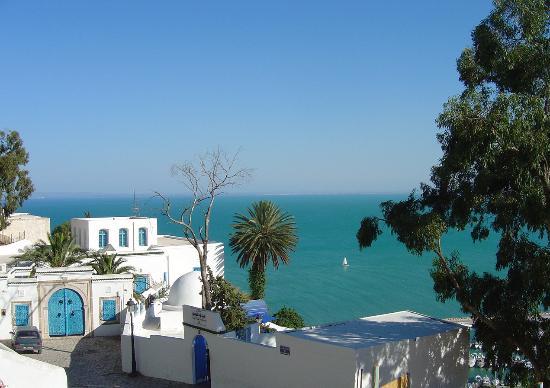 Villa Didon : Nearby Sidi Bou Said.