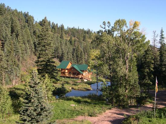 Echo Canyon Guest Ranch : Total privacy.