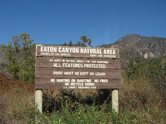 Eaton Canyon: A very good place to get away from Los Angeles