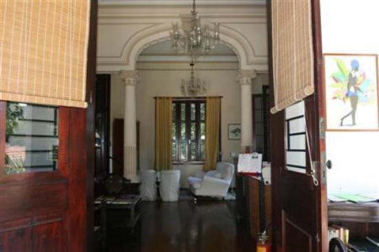Trip Hostel : entrance