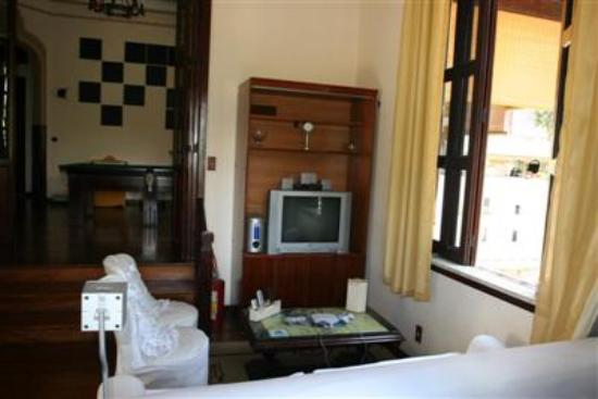 Trip Hostel: Tv room