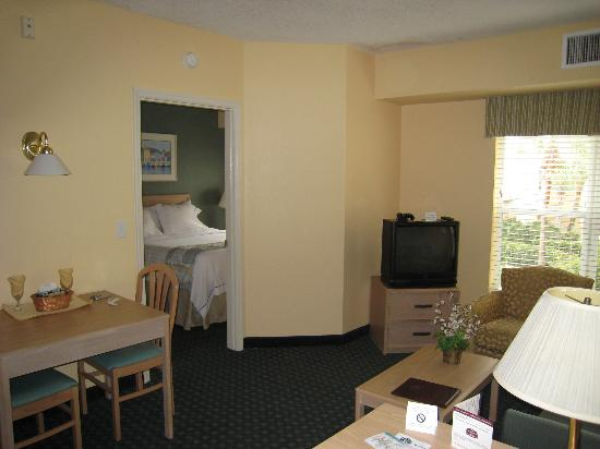 Residence Inn Naples : 1 bed suite (1 of 2)