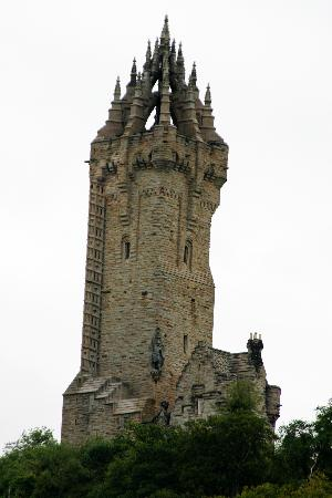William Wallace Monument Picture Of St Andrews Fife