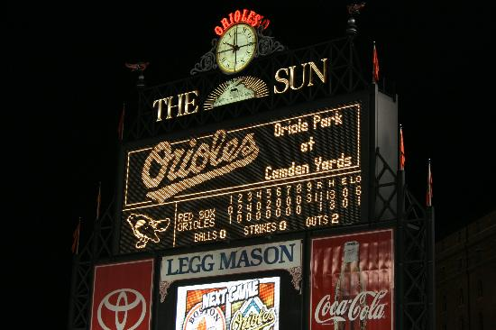 ‪Oriole Park at Camden Yards‬