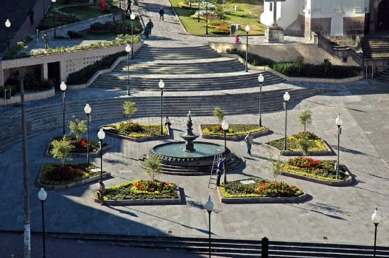 Plaza San Blas Photo