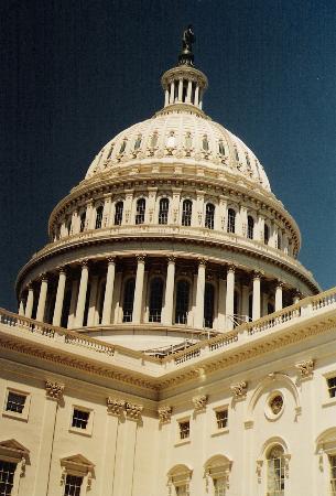 U.S. Capitol: This place was pretty impressive