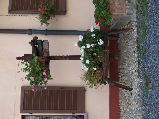 Agriturismo Il Borgo: the house