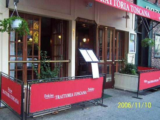 Photo of Italian Restaurant Dolcino Trattoria Toscana at 517 2nd Ave, New York, NY 10016, United States