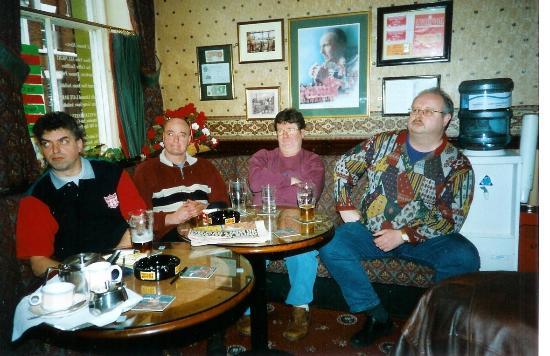 The Nadler Liverpool Hotel King Room