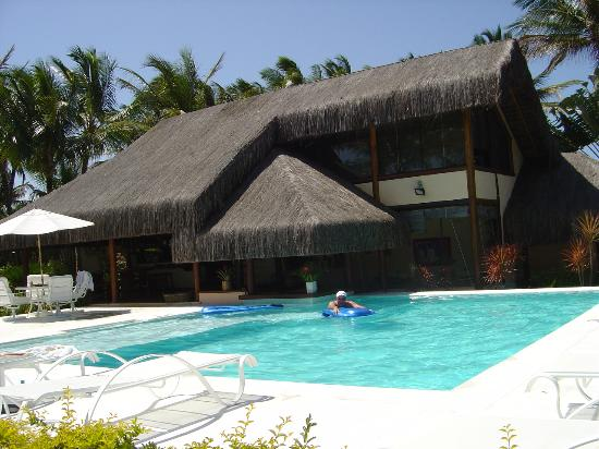 Villas de Trancoso Hotel: The Pool