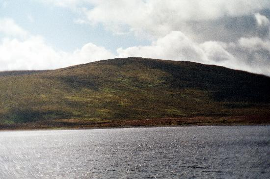 Nordirland, UK: Mourne Mtns, NI