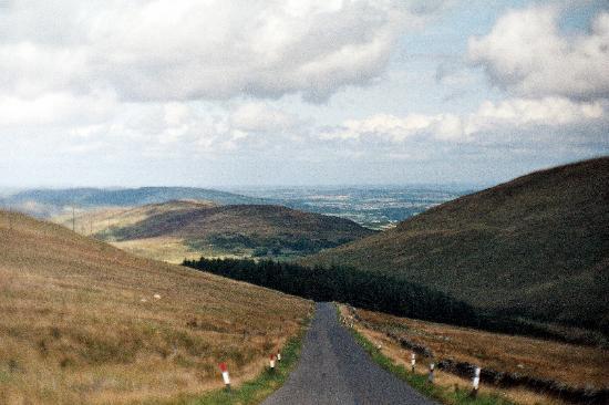 Irlandia Północna, UK: Silent Valley, Mourne Mtns