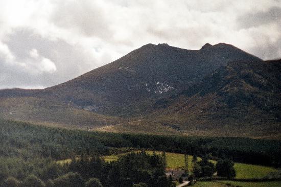 Irlandia Północna, UK: Mourne Mtns, NI