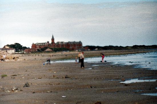 Irlandia Północna, UK: Newcastle Beach, NI