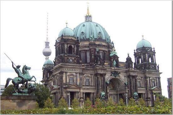 Berlim, Alemanha: The Berliner Dom