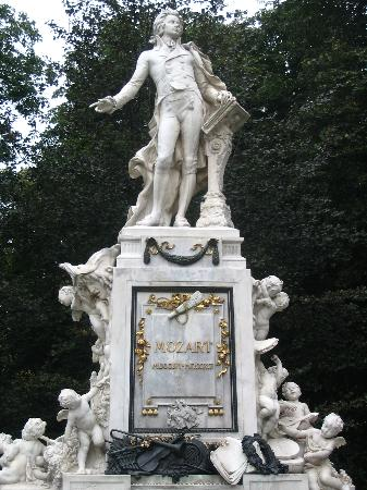 Vienna, Austria: Mozart